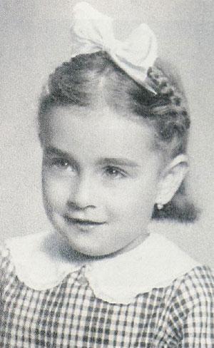 Margarita Bavosi - Luminosa de niña